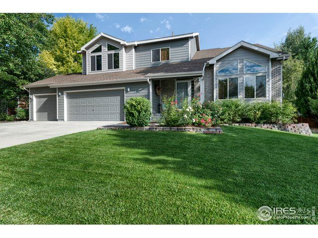 836 Rumford Lane, Fort Collins, CO 80525 - #: 891977