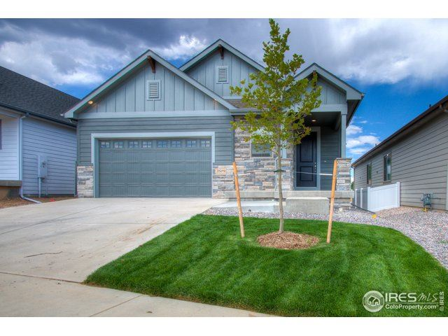 3509 Taylor Walker Street, Loveland, CO 80537 - #: 892979