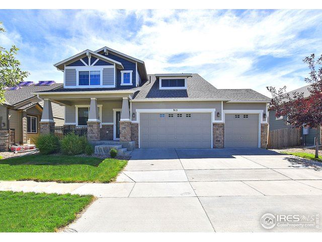 915 Snowy Plain Road, Fort Collins, CO 80525 - #: 894982