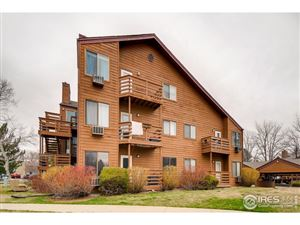 Photo of 6108 Habitat Dr K-1 #1, Boulder, CO 80301 (MLS # 876986)