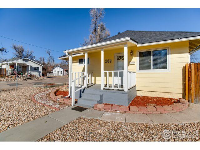 109 6th St, Fort Lupton, CO 80621 - #: 898987