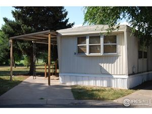 Photo of 2700 W C St 38 #38, Greeley, CO 80631 (MLS # 3988)