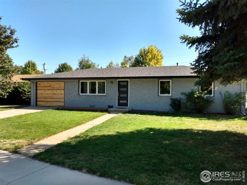Photo of 1102 Lincoln St, Longmont, CO 80501 (MLS # 920990)