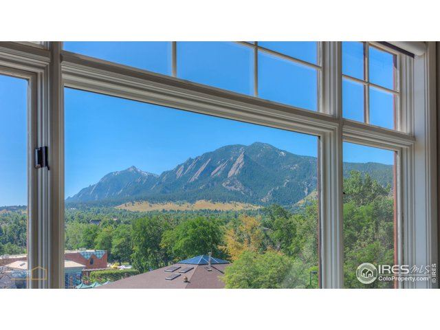 Photo for 1301 Canyon Blvd 408, Boulder, CO 80302 (MLS # 923990)