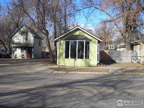 Photo of 520 Mountain Ave, Berthoud, CO 80513 (MLS # 931991)