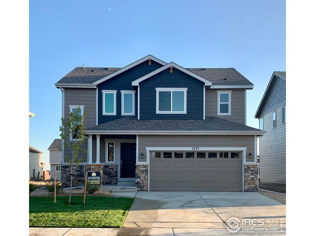 1293 Baker Pass Street, Severance, CO 80550 - #: 894991