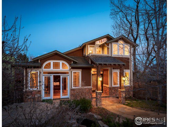 Photo for 2950 5th St, Boulder, CO 80304 (MLS # 936995)