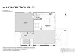 Tiny photo for 3025 18th St, Boulder, CO 80304 (MLS # 897997)