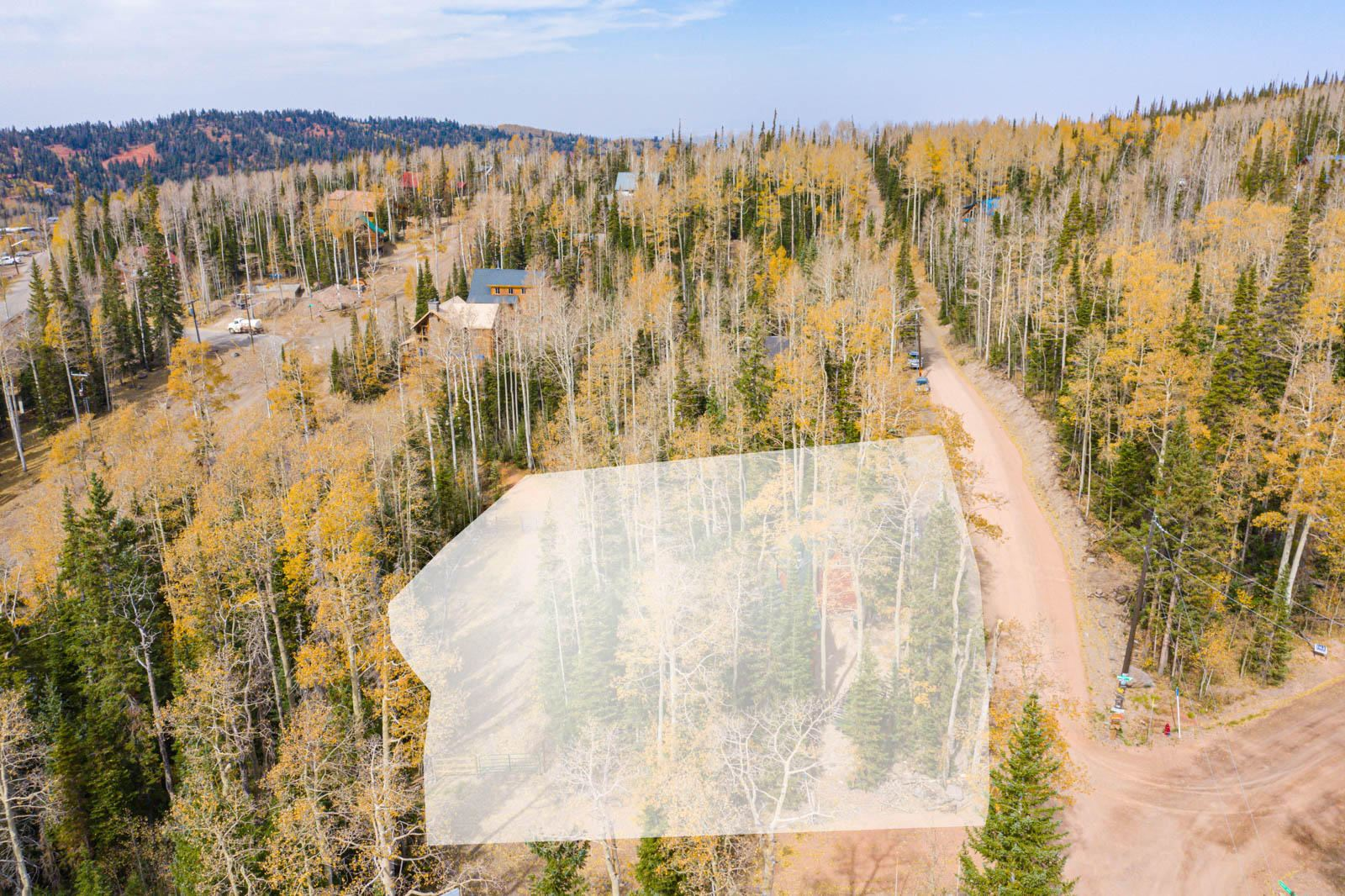 Photo of 163 N Forest DR, Brian Head, UT 84719 (MLS # 91624)
