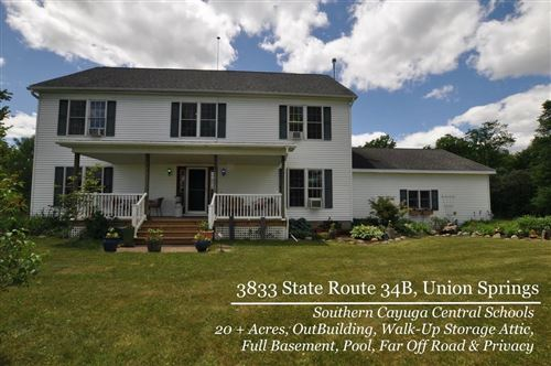 Photo of 3833 State Route 34B, Union Springs, NY 13160 (MLS # 401072)