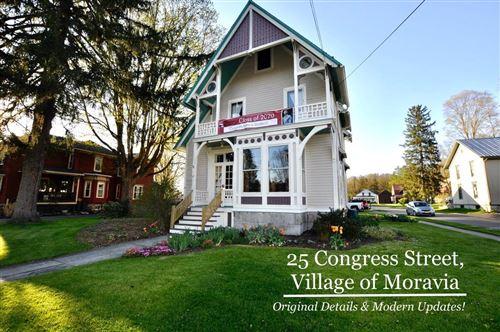 Photo of 25 Congress Street, Moravia, NY 13118 (MLS # 401280)