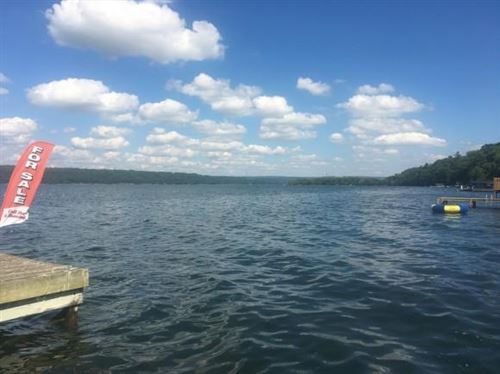 Photo of 5217 Oak Harbor Lot #1, Trumansburg, NY 14886 (MLS # 403376)