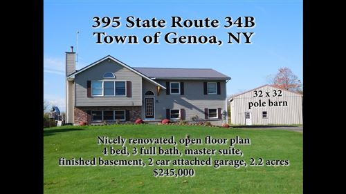Photo of 395 State Route 34B, King Ferry, NY 13081 (MLS # 401746)