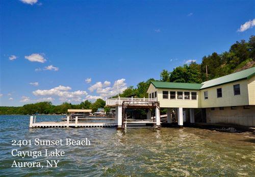 Photo of 2401 Sunset Beach, Aurora, NY 13026 (MLS # 400919)