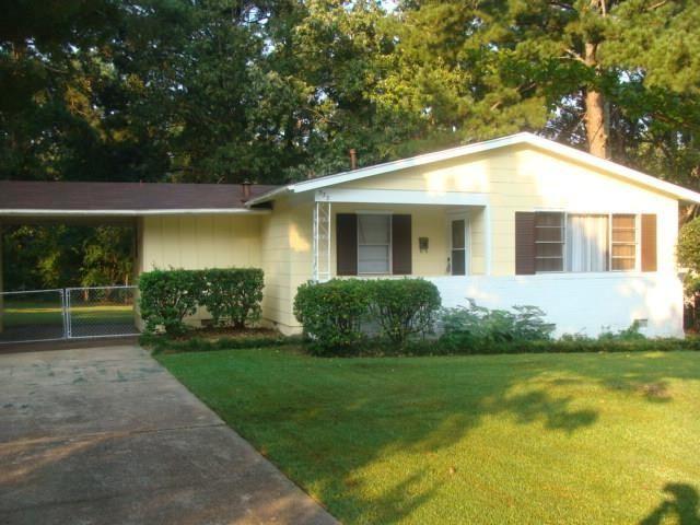 573 N PARK LN, Jackson, MS 39206 - MLS#: 342002