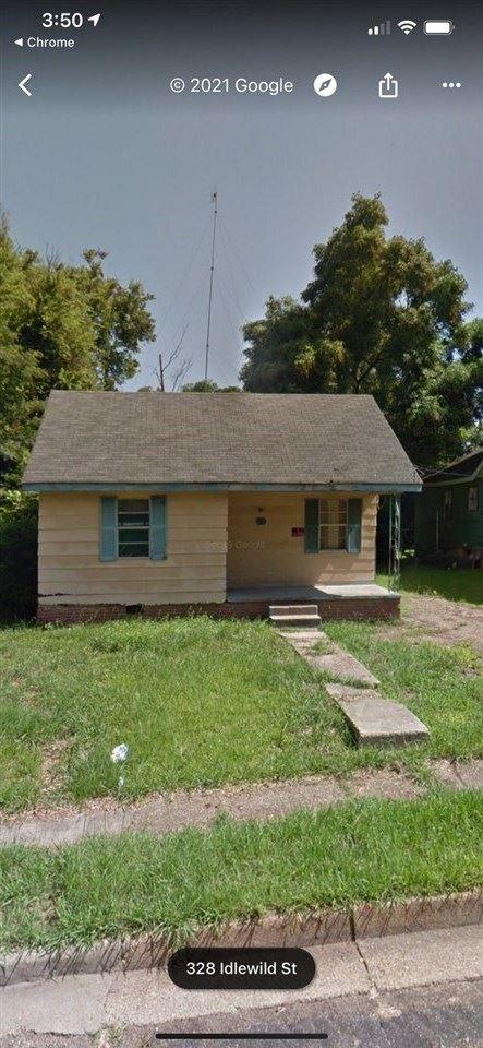 328 IDLEWILD ST, Jackson, MS 39203 - MLS#: 322003