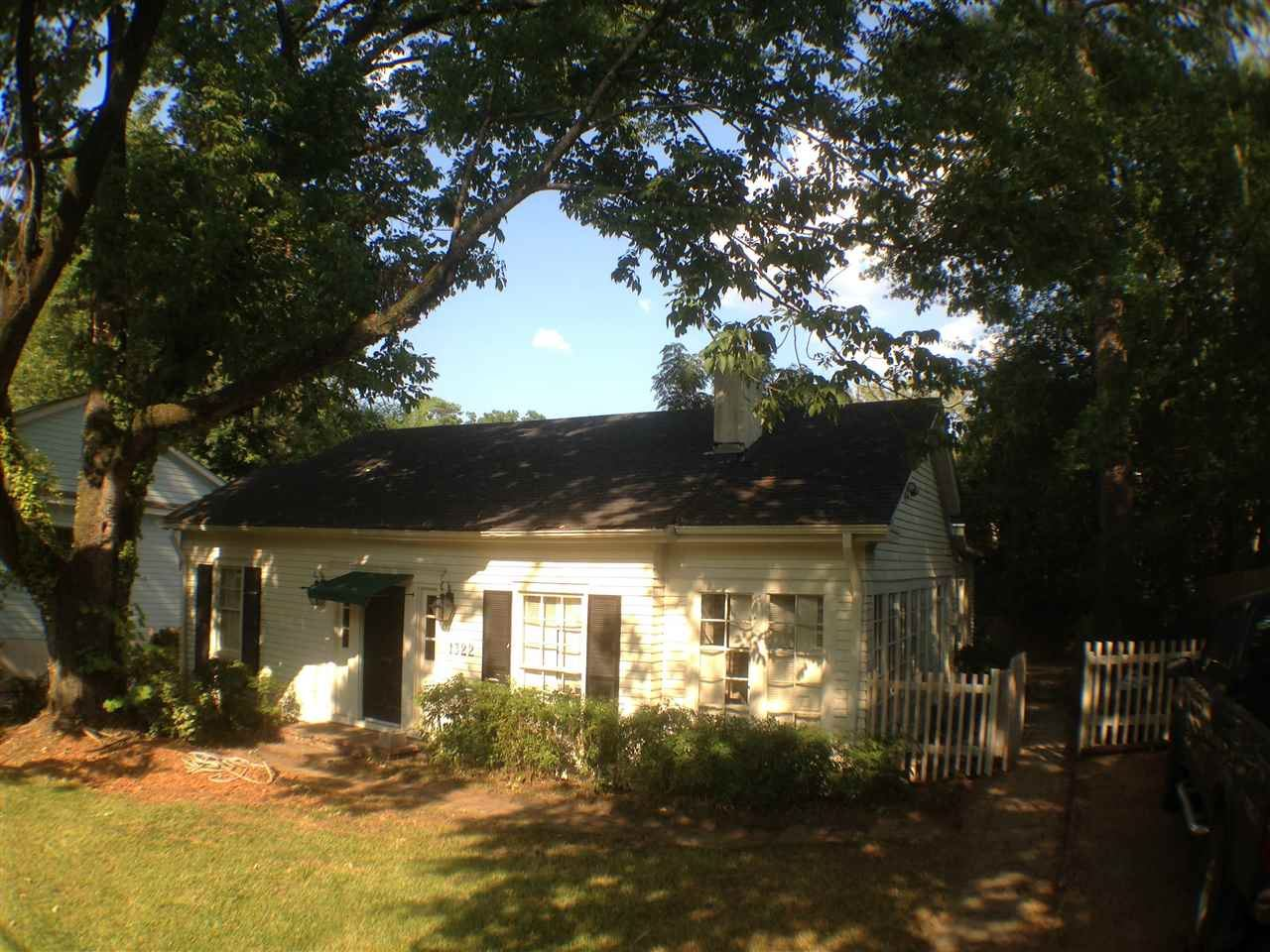 1322 ST. ANN, Jackson, MS 39202 - MLS#: 337069
