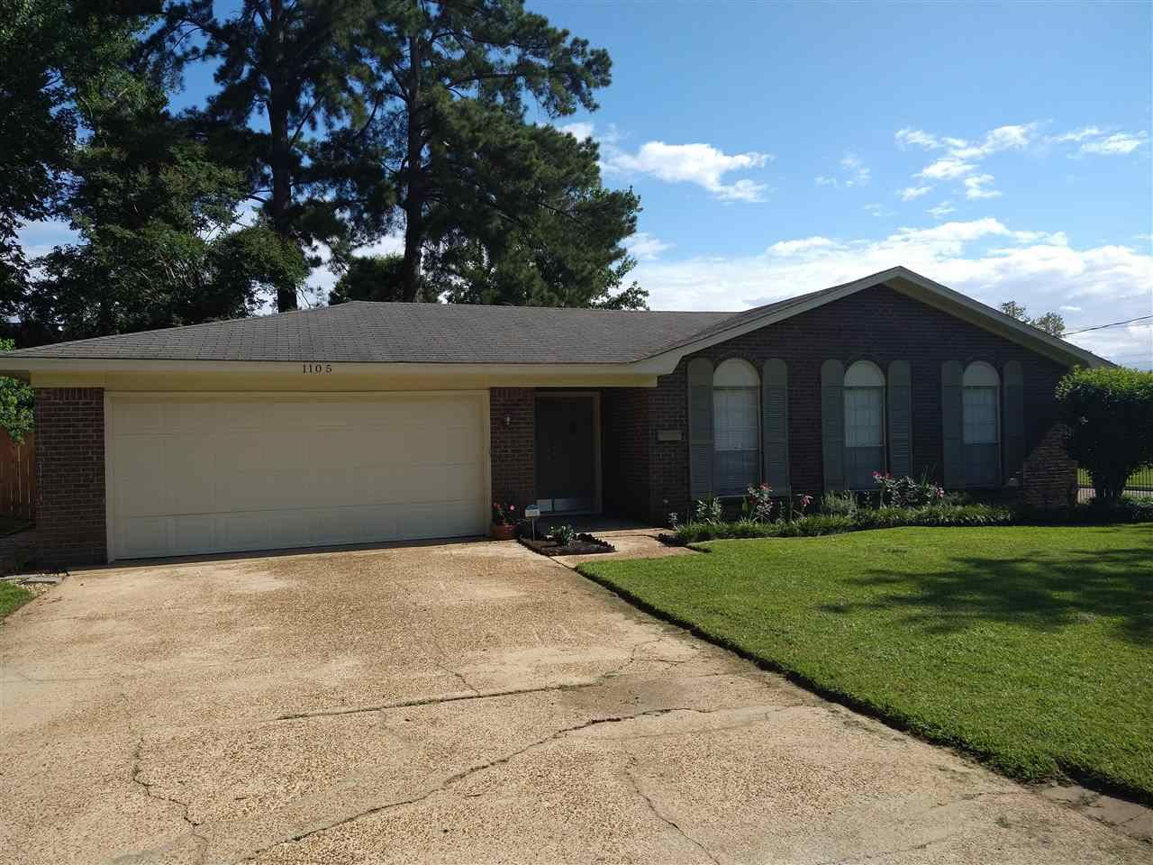 1105 PLANTATION BLVD, Jackson, MS 39211 - MLS#: 342240