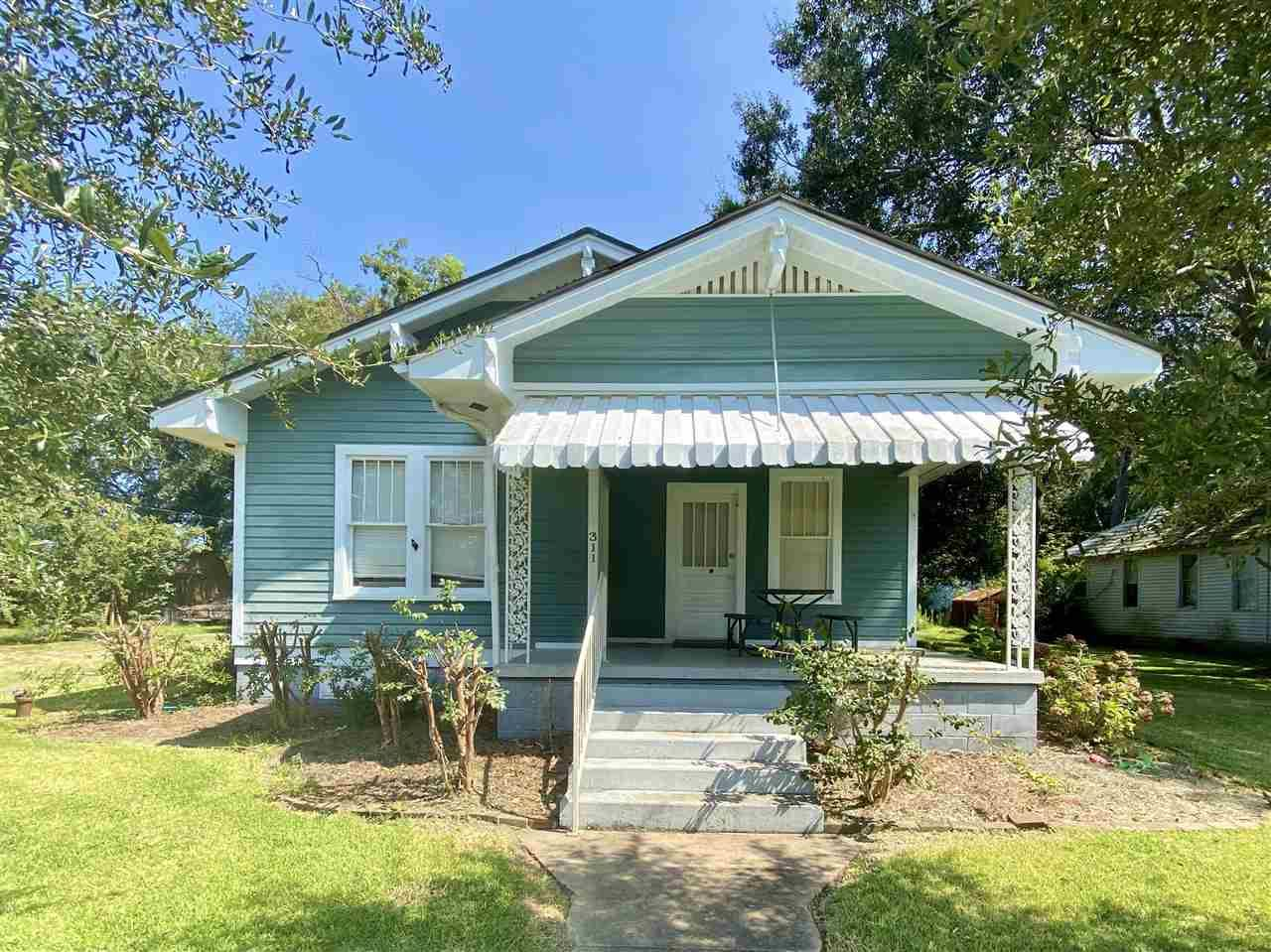 311 E MARION AVE, Crystal Springs, MS 39059 - MLS#: 344259