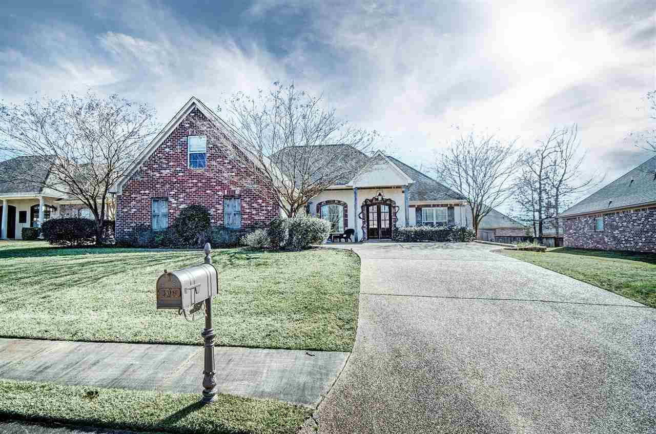 308 TURTLE HOLLOW, Brandon, MS 39047 - MLS#: 338267