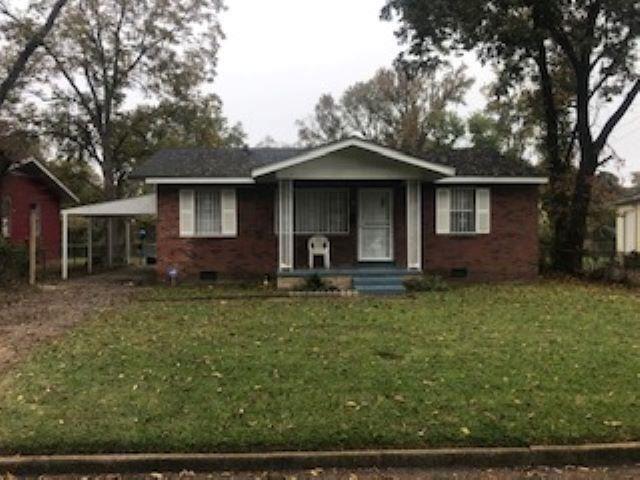 1312 GEESTON ST, Jackson, MS 39213 - MLS#: 343347