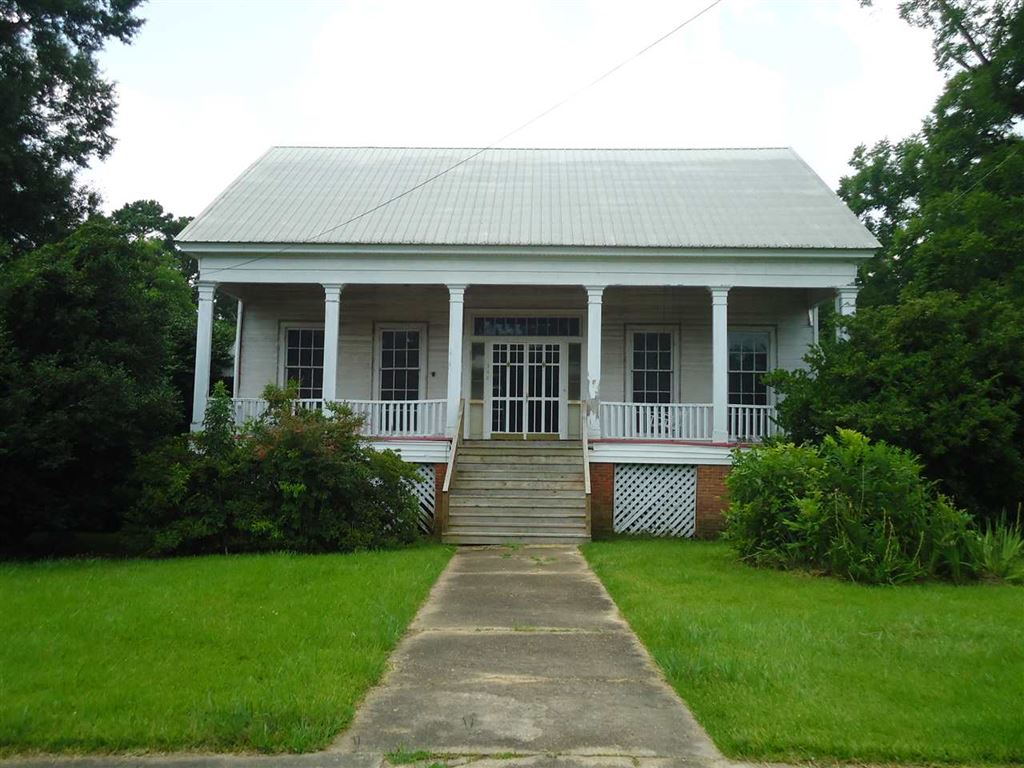 308 E MARION AVE, Crystal Springs, MS 39059 - MLS#: 321437