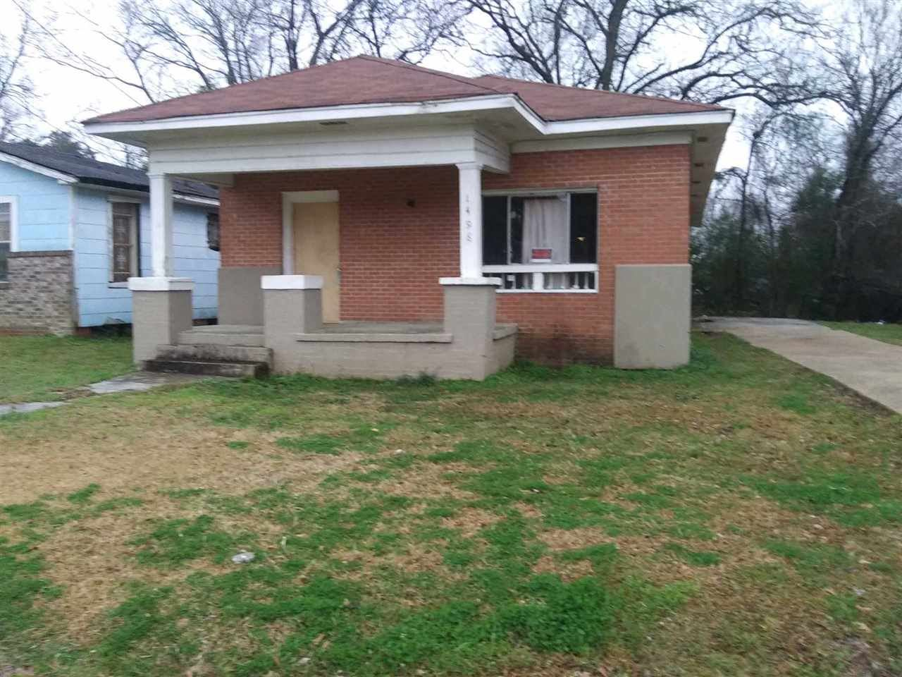 1498 MOREHOUSE ST, Jackson, MS 39204 - MLS#: 338475