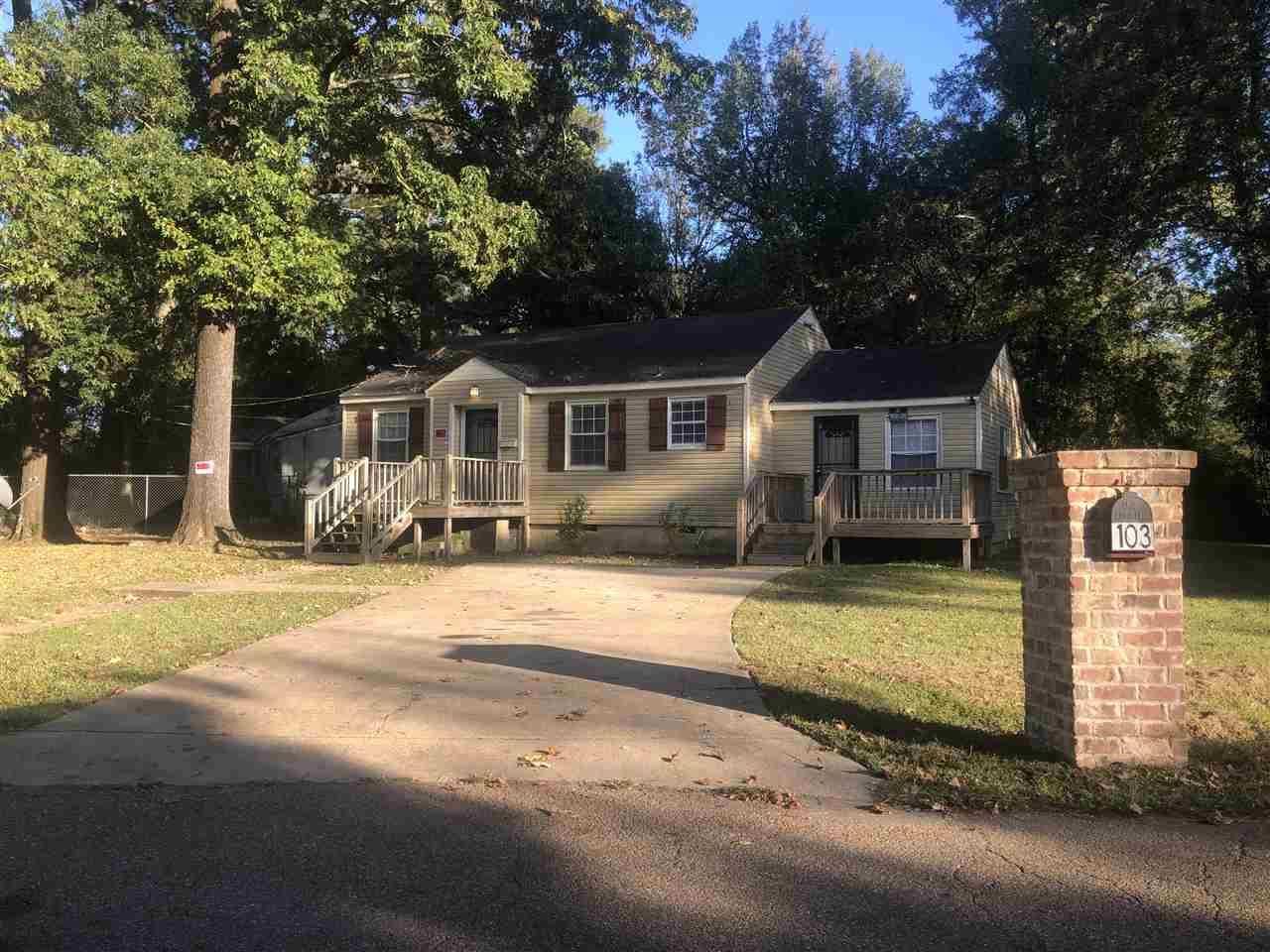 103 CRESTON AVE, Jackson, MS 39212 - MLS#: 335488
