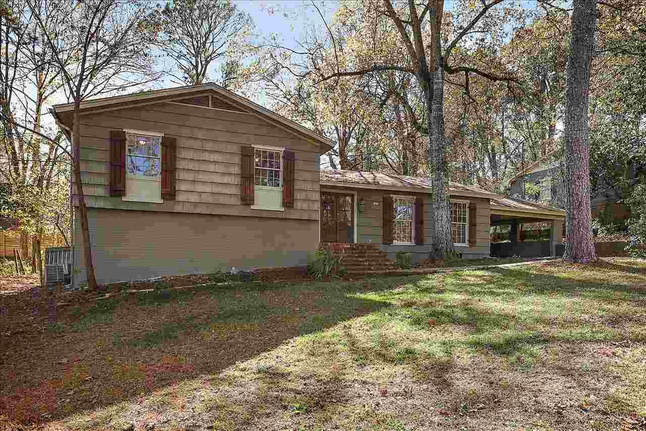 1825 HILLVIEW DR, Jackson, MS 39211 - MLS#: 336503