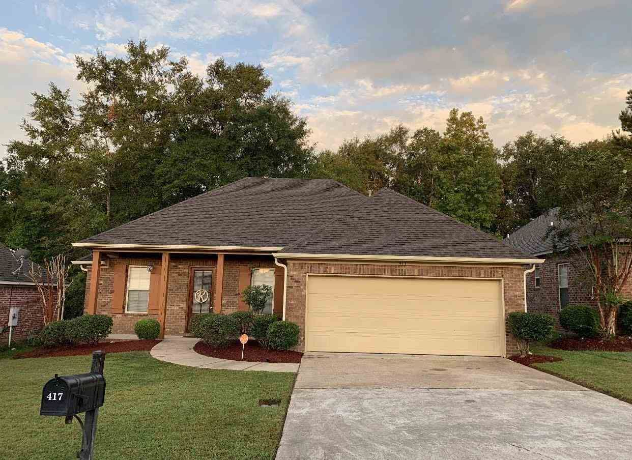417 SILVER HILL DR, Pearl, MS 39208 - MLS#: 344518