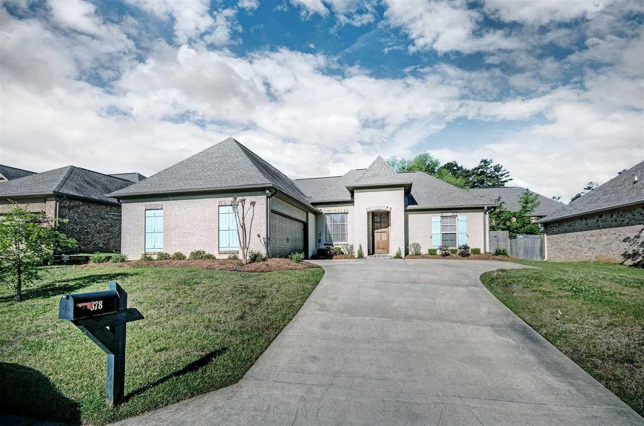 878 WILLOW GRANDE CIR, Brandon, MS 39047 - MLS#: 339717