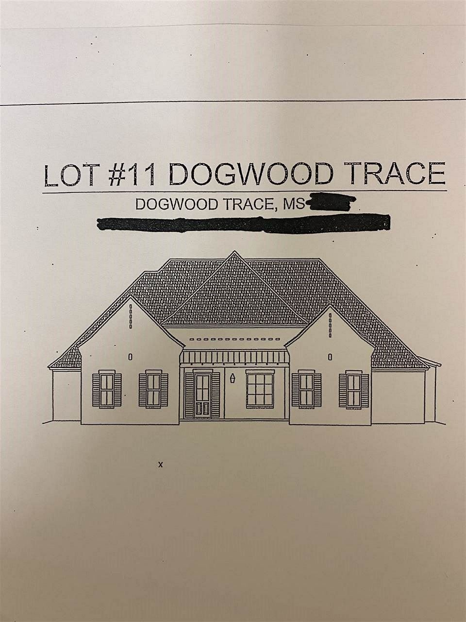 202 DOGWOOD TRACE, Brandon, MS 39042 - MLS#: 337724