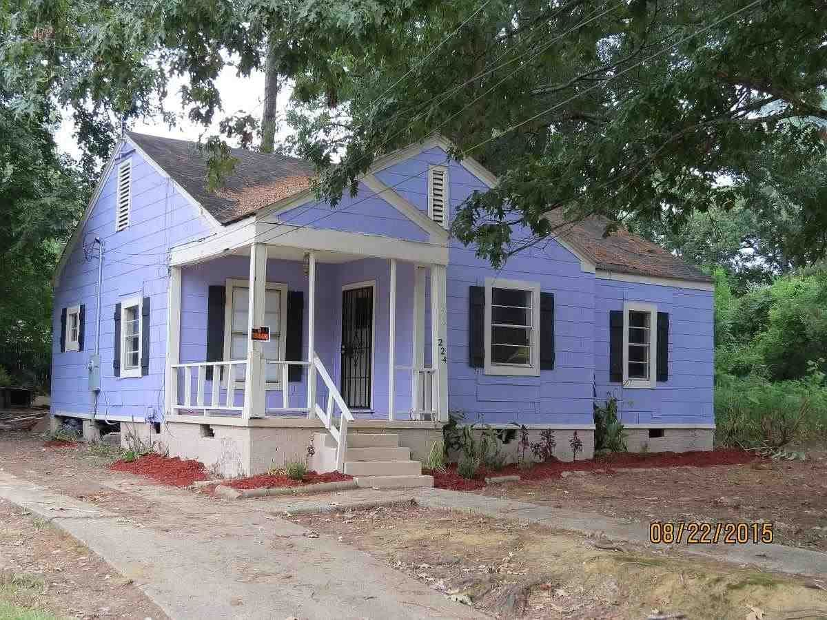224 HOUSTON AVE, Jackson, MS 39209 - MLS#: 340756