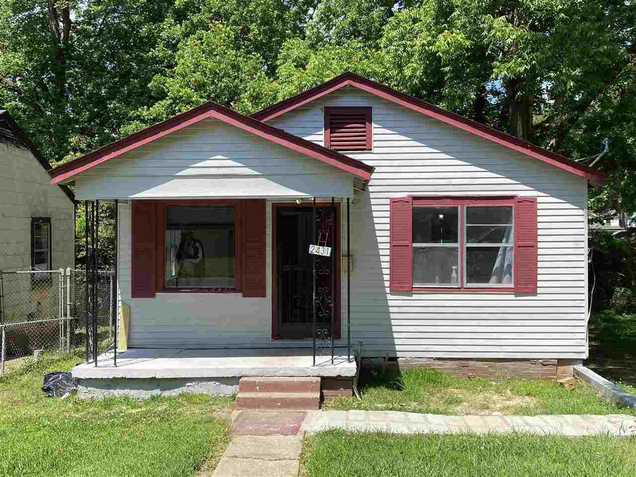 2431 MORTON AVE, Jackson, MS 39213 - MLS#: 340876