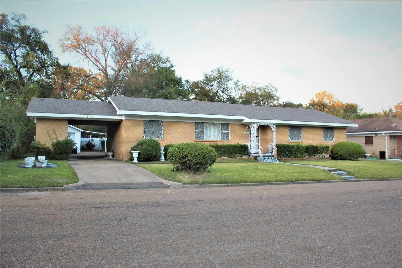 1714 TOPP AVE, Jackson, MS 39204 - MLS#: 335912