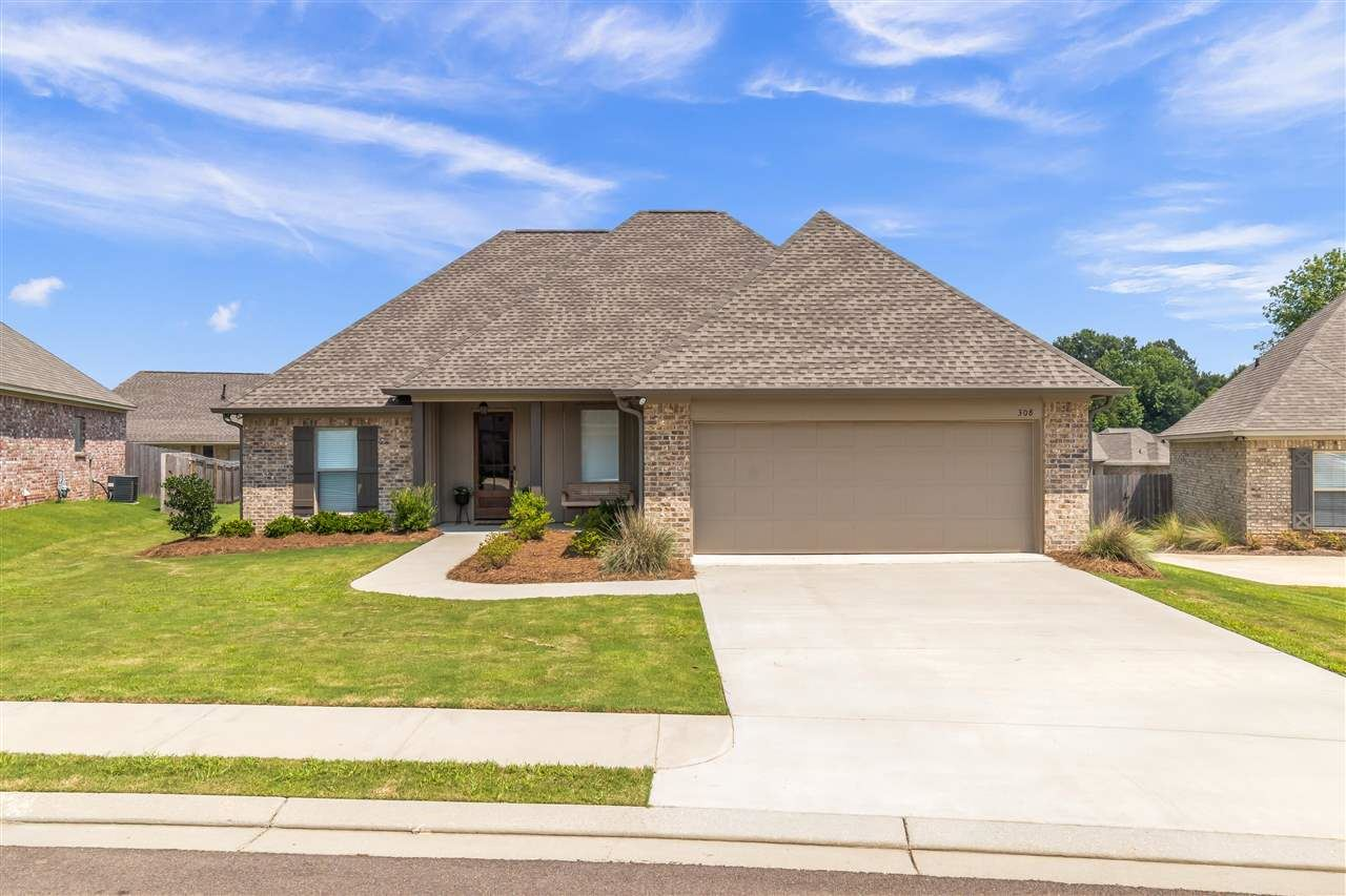 308 CANDLEWOOD CT, Canton, MS 39046 - MLS#: 342948