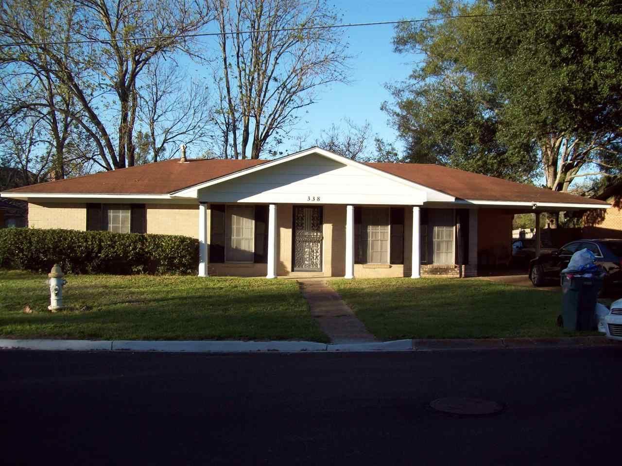 338 W 13TH ST, Yazoo City, MS 39194 - MLS#: 335990