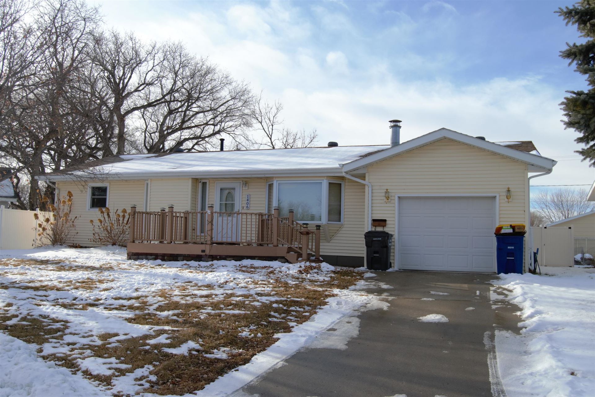Photo for 1406 9th Avenue SE, Jamestown, ND 58401 (MLS # 21-15)
