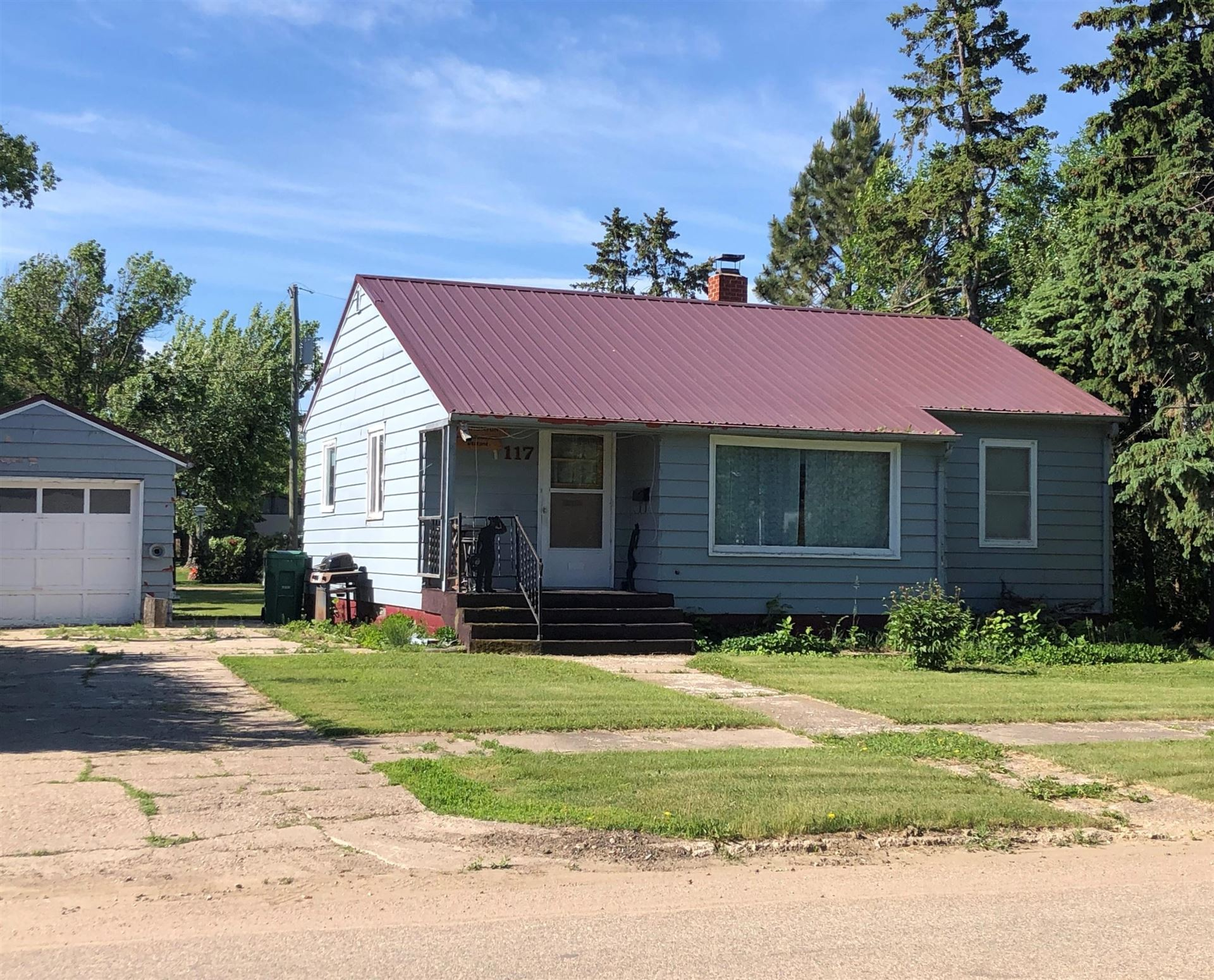 Photo for 117 Central Avenue, New Rockford, ND 58356 (MLS # 20-160)