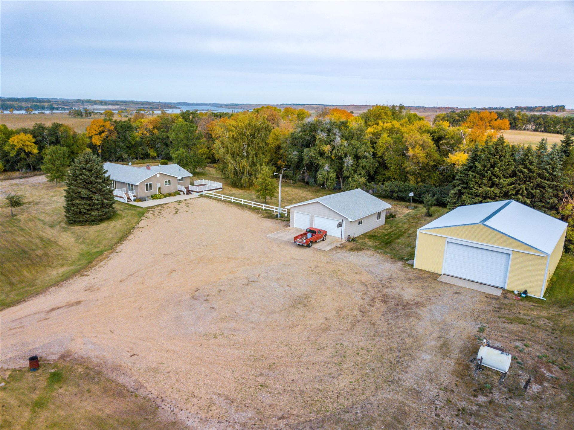 Photo for 12107 14th Street SE, Luverne, ND 58056 (MLS # 20-564)