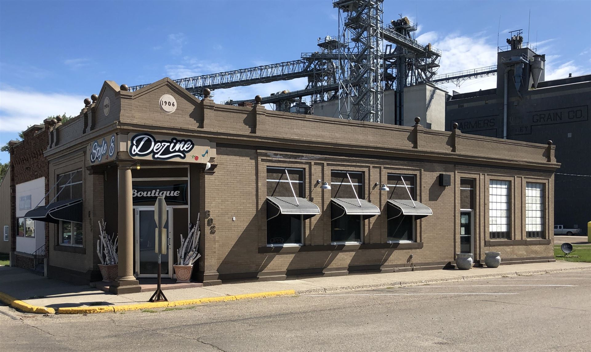Photo for 602 Main Street, Edgeley, ND 58433 (MLS # 20-630)