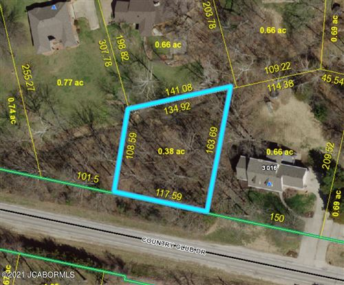 Photo of TBD COUNTRY CLUB DRIVE, Jefferson City, MO 65109 (MLS # 10061137)