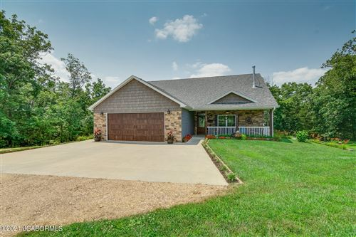 Photo of 628 MURPHY FORD ROAD, Centertown, MO 65023 (MLS # 10061163)