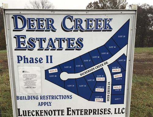 Photo of LOT  14 DICKERSON CREEK DRIVE, Jefferson City, MO 65109 (MLS # 10059379)