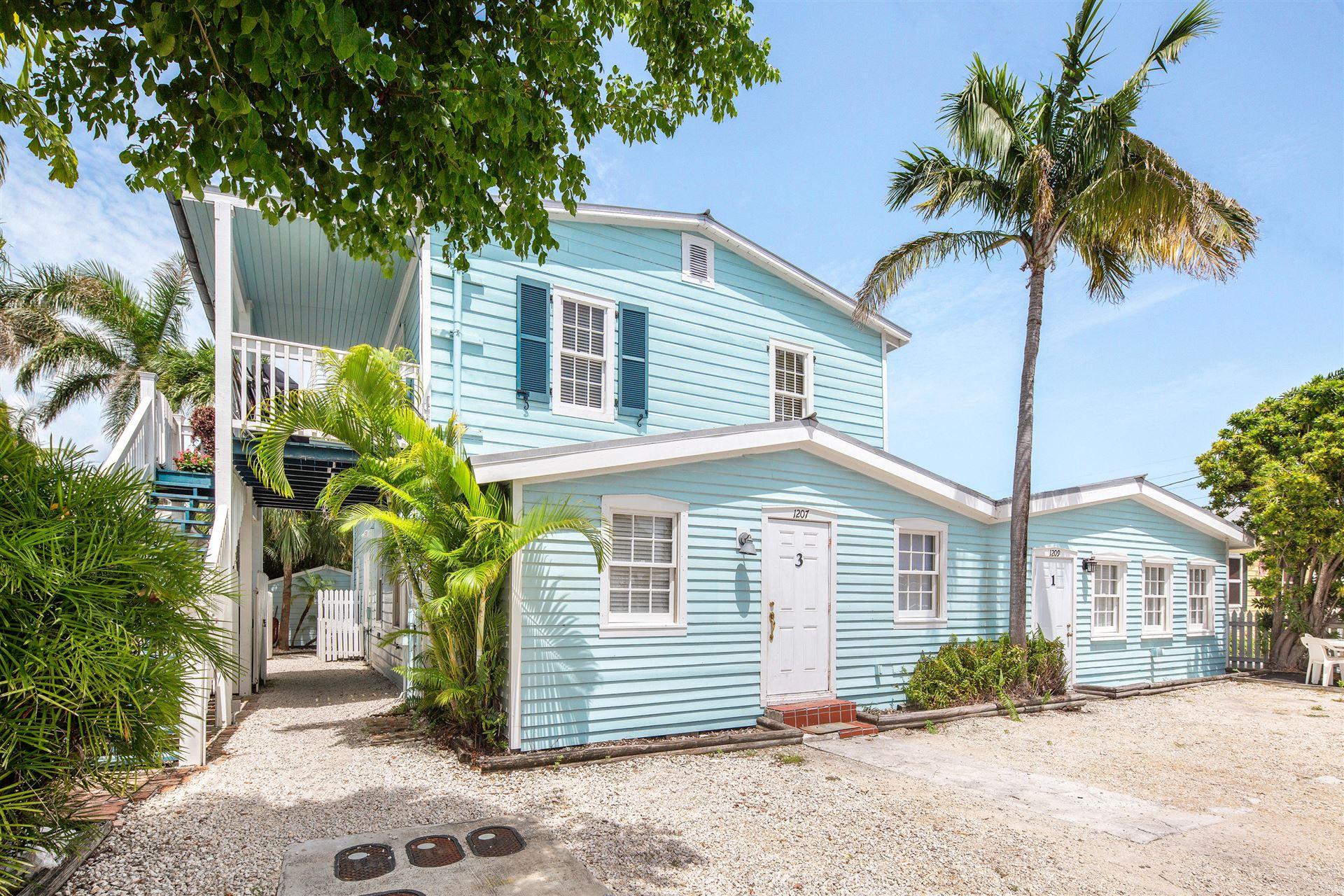 1207 William Street #3, Key West, FL 33040 - #: 594042