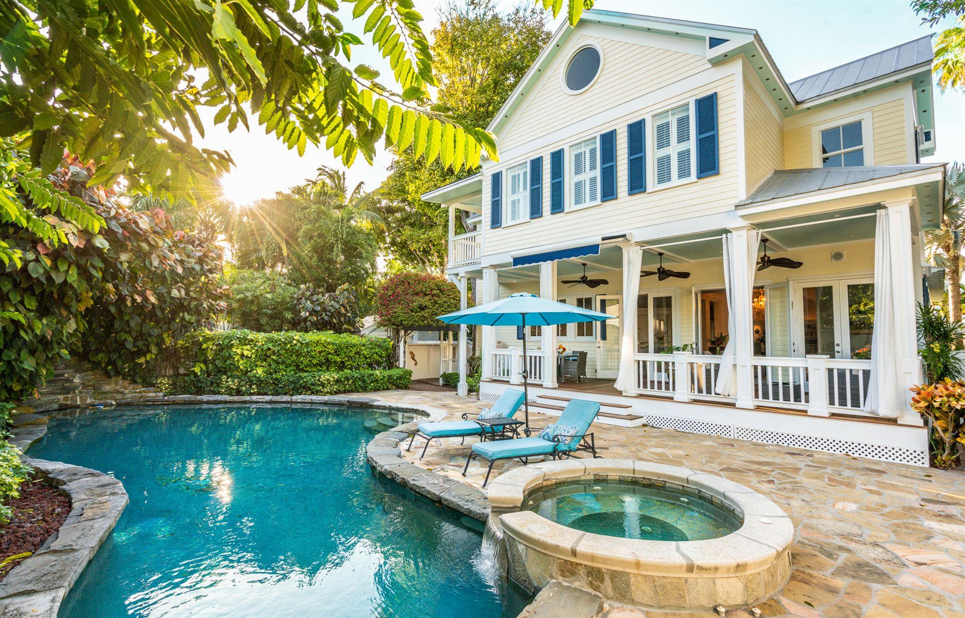 1214 Olivia Street, Key West, FL 33040 - #: 590058