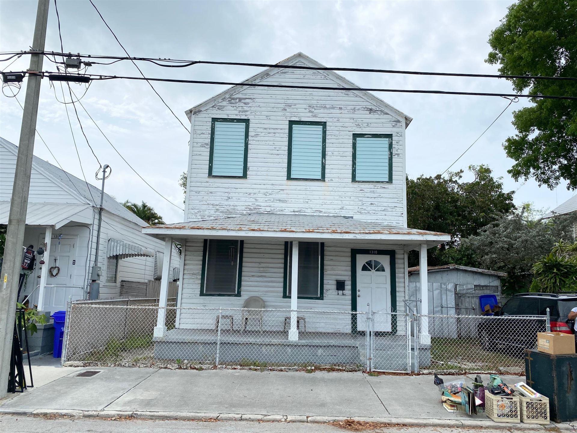 1310 Virginia Street, Key West, FL 33040 - #: 596076