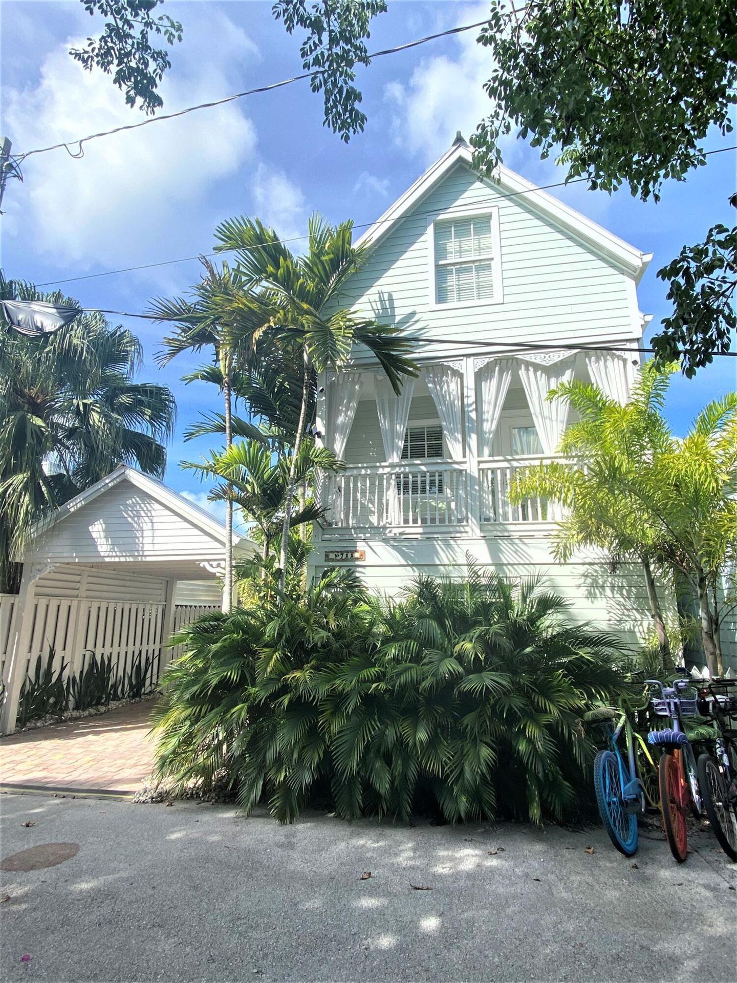 711 Georgia Street, Key West, FL 33040 - #: 597092