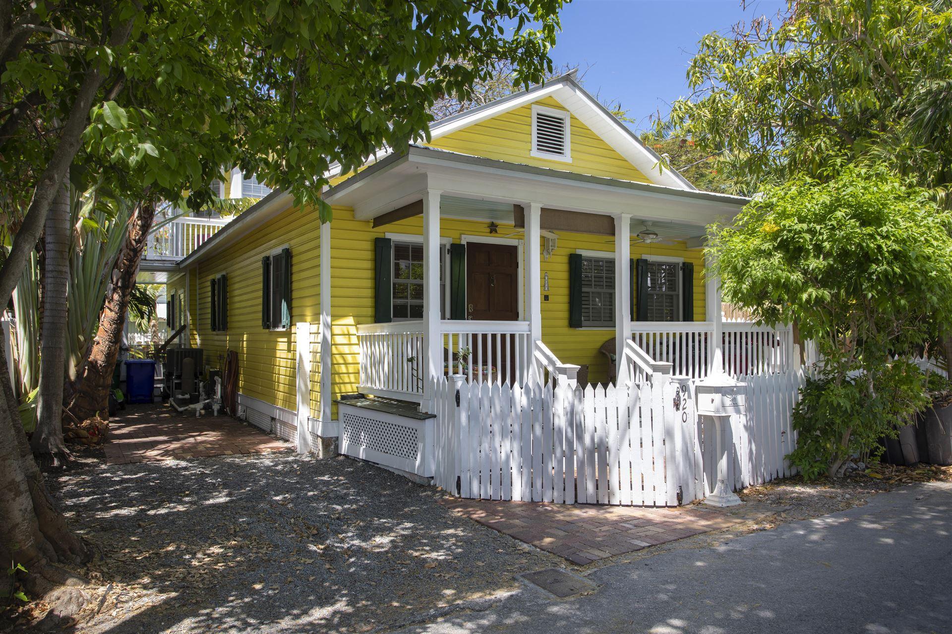920 Terry Lane, Key West, FL 33040 - #: 596158