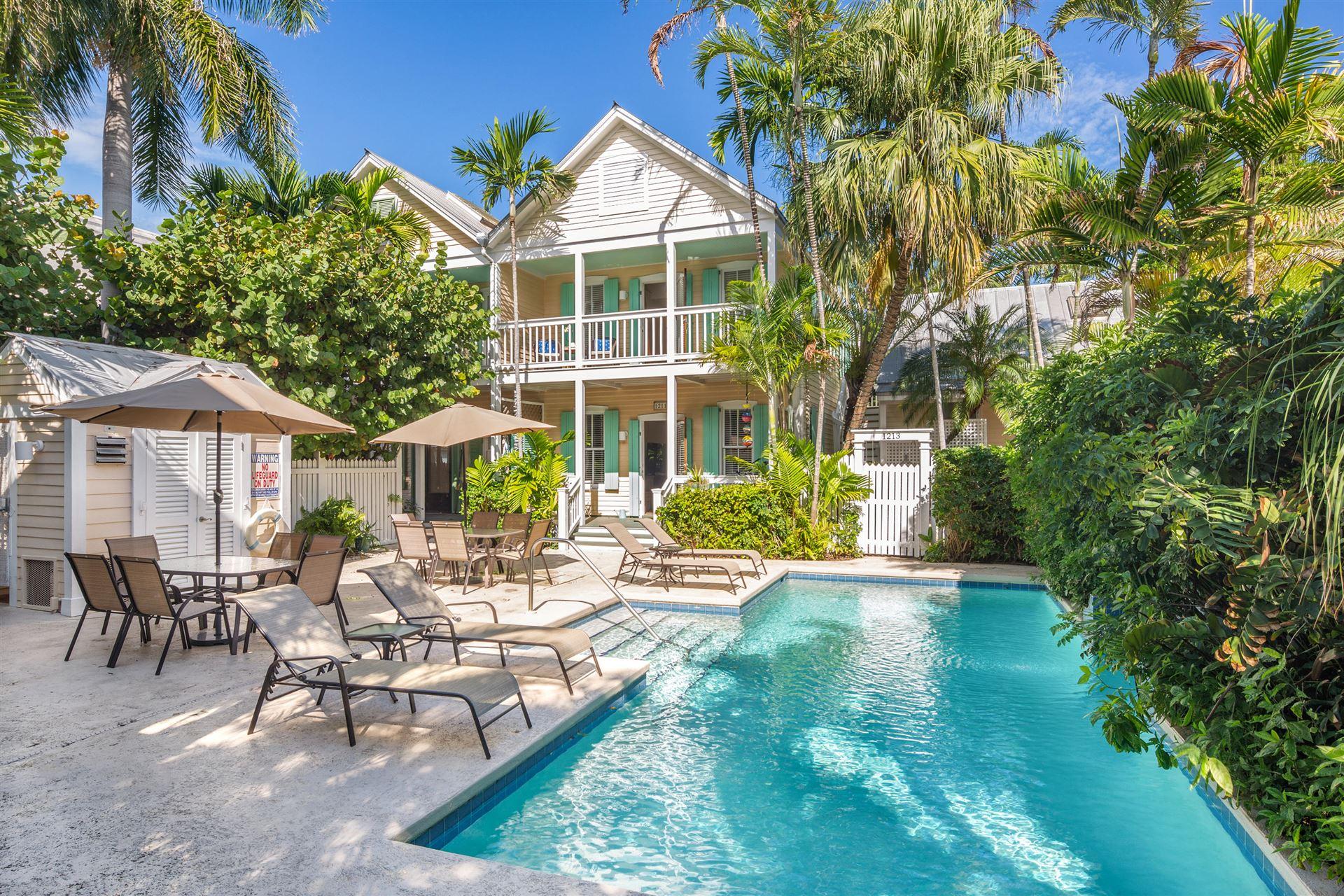 1211 Grinnell Street #F, Key West, FL 33040 - #: 593264